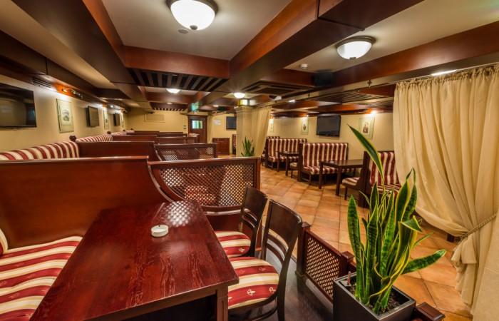 Банкет в классном ресторане