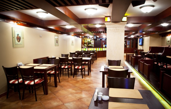 Ресторанный зал в ЮЗАО