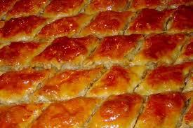 Рецепты армянской пахлавы
