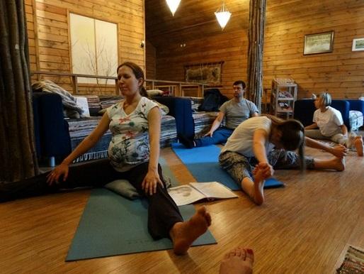 Семинар кундалини-йоги