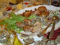 Ресторан с грузинской кухней в Москве