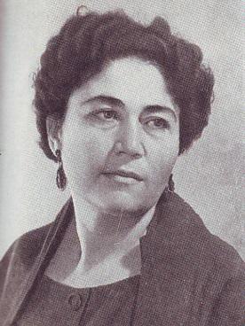 Поэтесса Сильва Капутикян