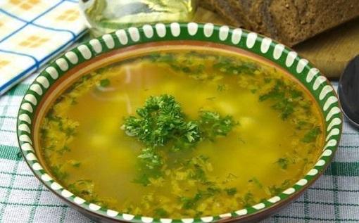 Рецепт горохового супа с фото