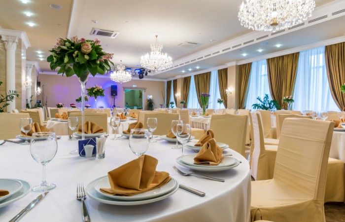 Юбилей в ресторане Ла Делиция