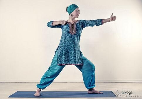 Йога-комплекс для женщин