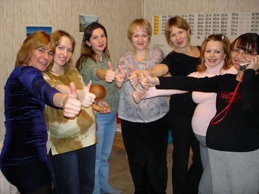 Йога для беременных в Москве
