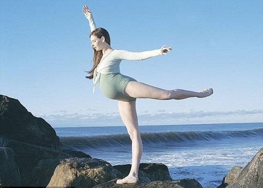 Женская практика йога