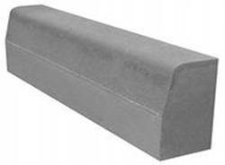 Тротуарный бордюрный камень