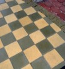 Укладка плитки квадрат