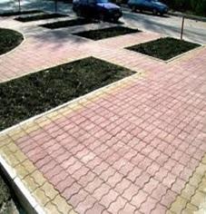 Недорогая тротуарная плитка